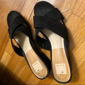 Dolce Vita Black Low heels